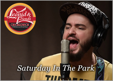 Saturday In The Park Video