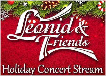 Holiday Concert Stream